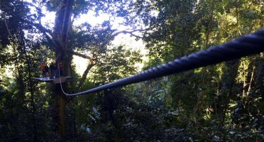 first time zip lining chiang mai line 2