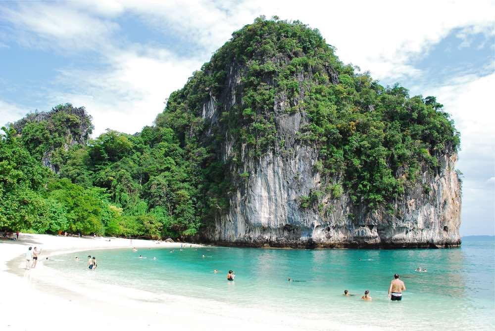 thailand island hopping koh hong