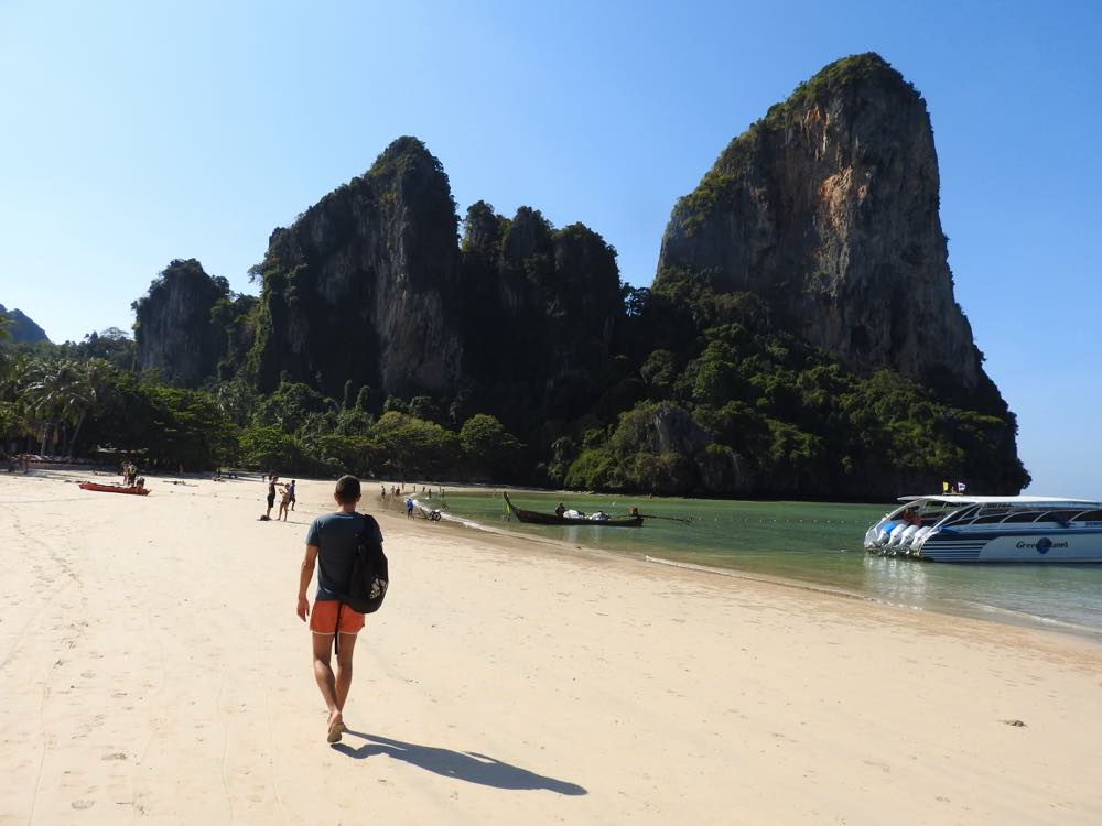 andaman sea islands thailand andaman coast railay beach
