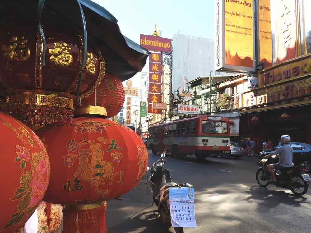 bangkok shopping guide chinatown vendors