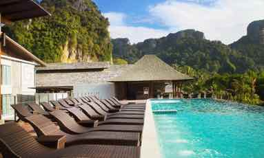 thailand island hopping railay beach hotel
