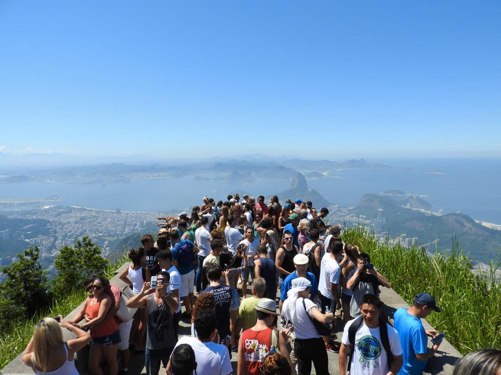 one week in rio itinerary christ