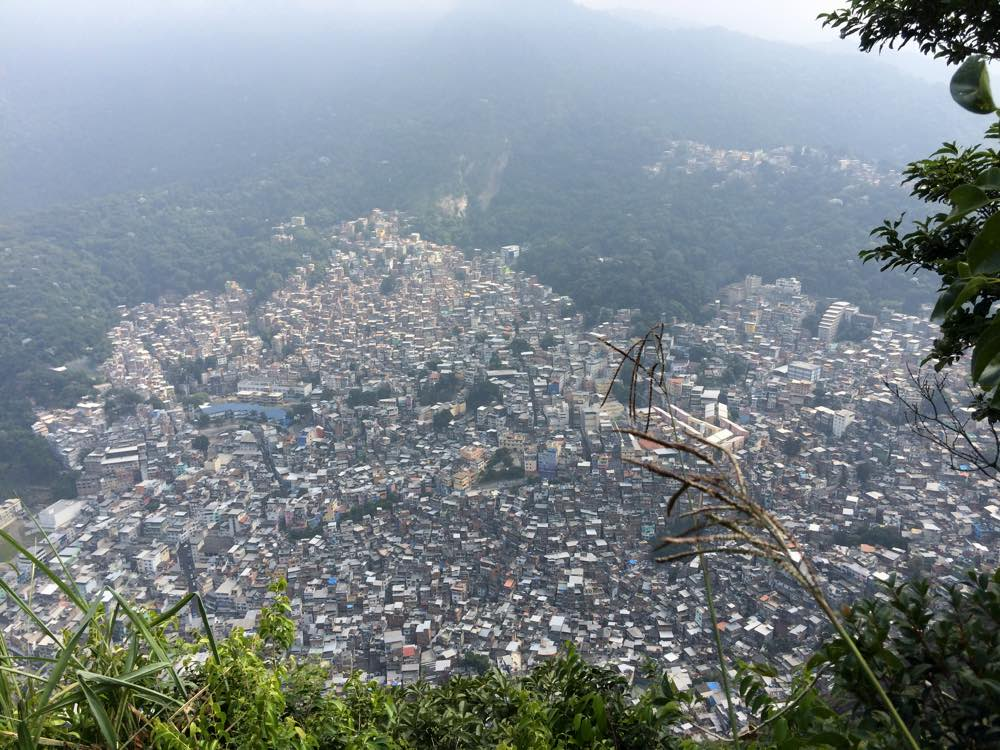 one week in rio itinerary favela rocinha