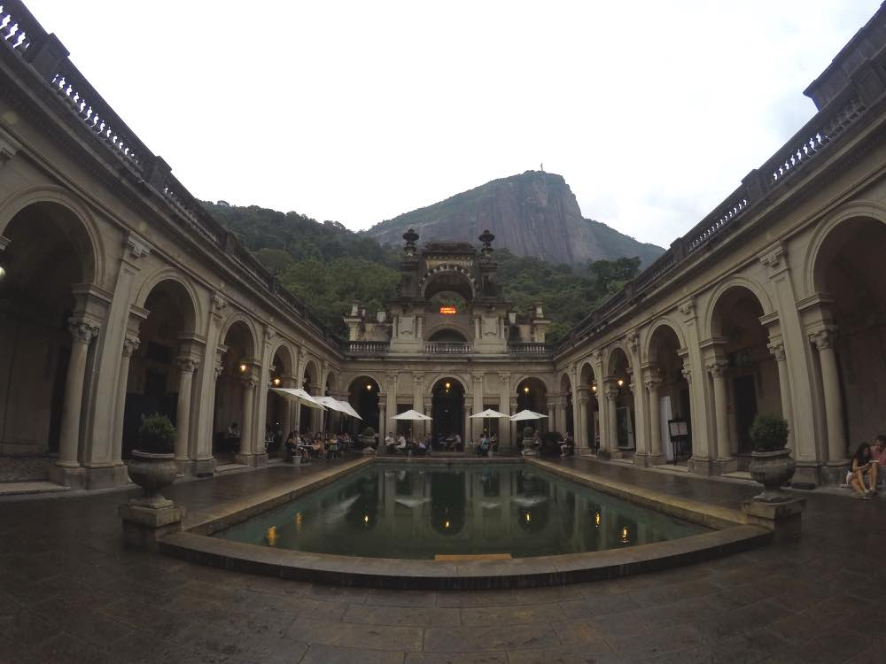 one week in rio itinerary parque lage