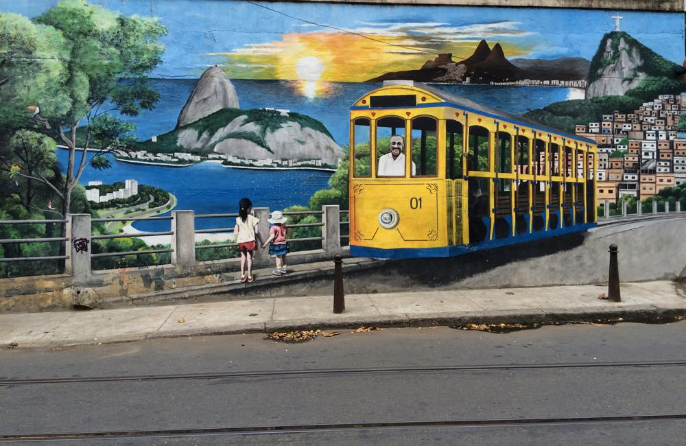 one week in rio itinerary santa teresa