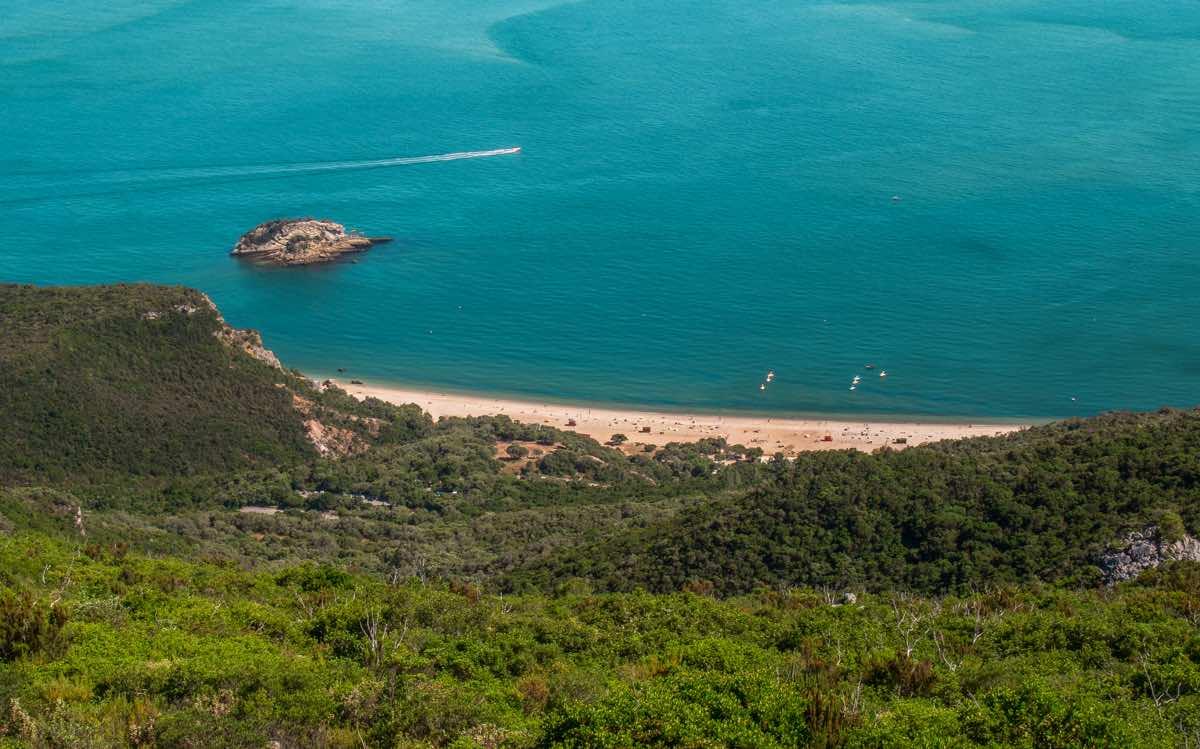 portugal road trip arrabida