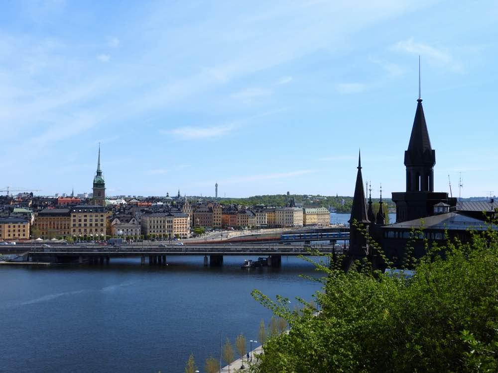 stockholm itinerary three days tips  sweden monteliusvagen