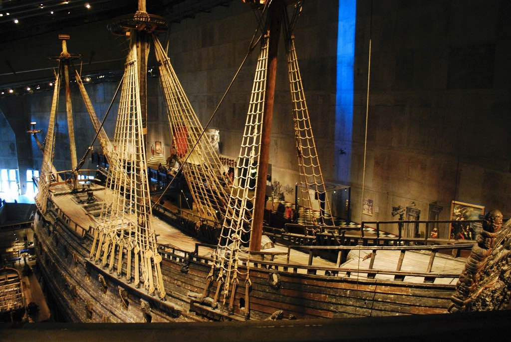 three days in stockholm guide vasamuseet