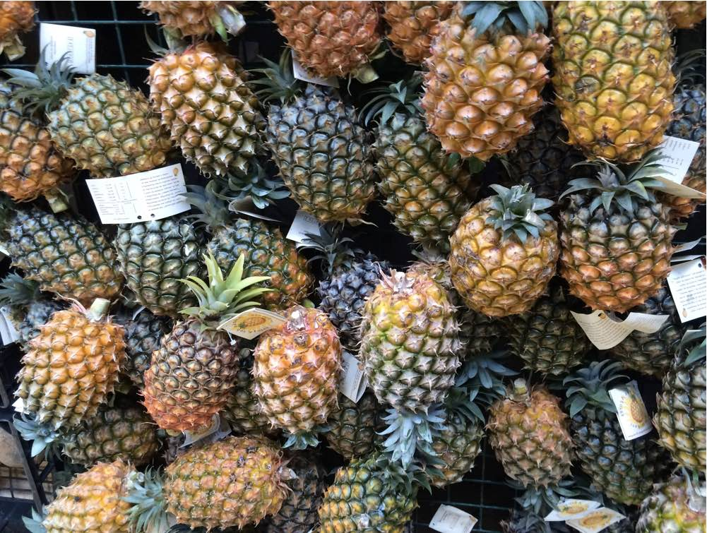 where to eat in sao miguel pineapple eating food azores