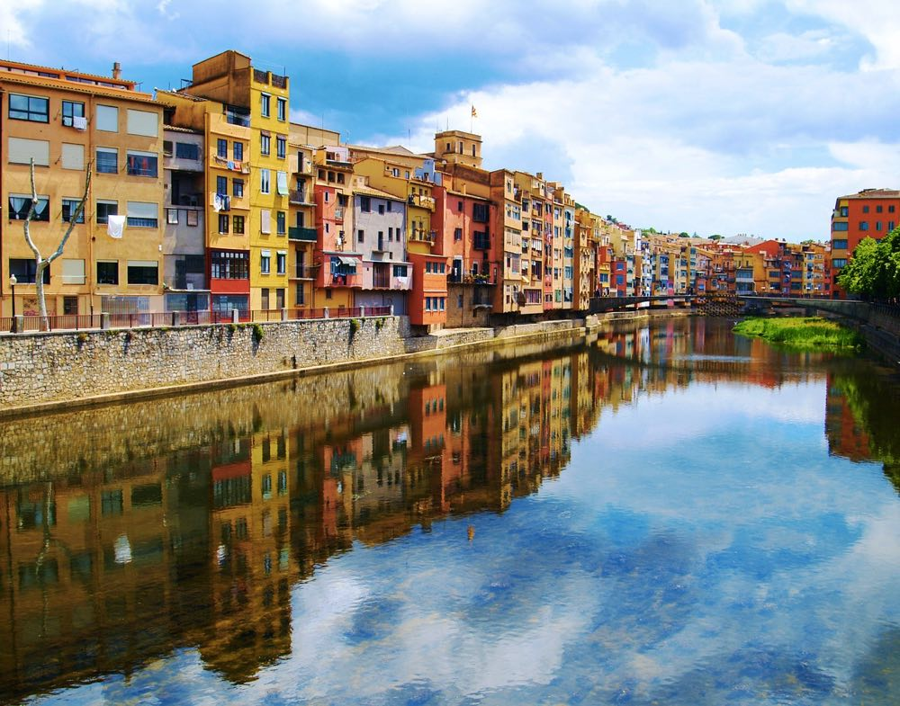 best day trips from barcelona girona