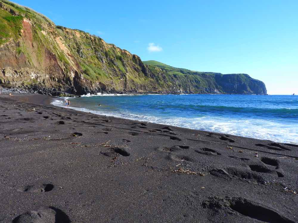 azores travel tips things to know before trip azores volcanic dark sands