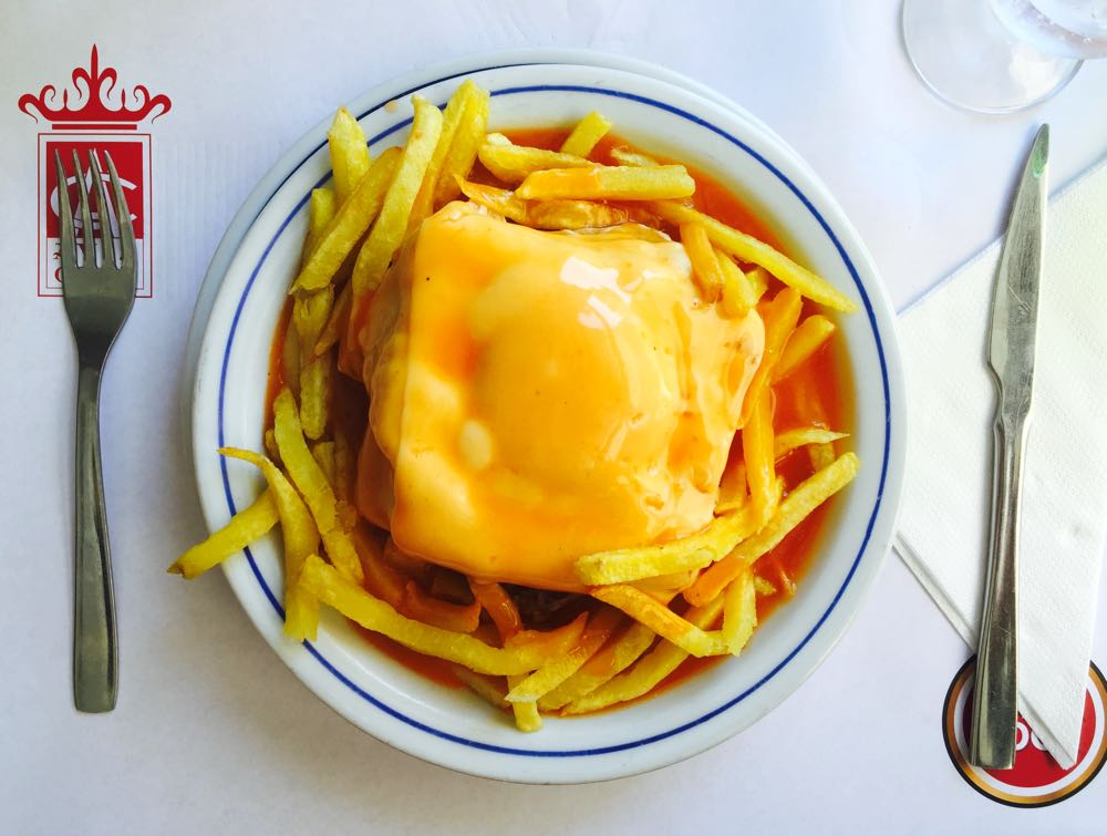 porto city guide what to eat francesinha