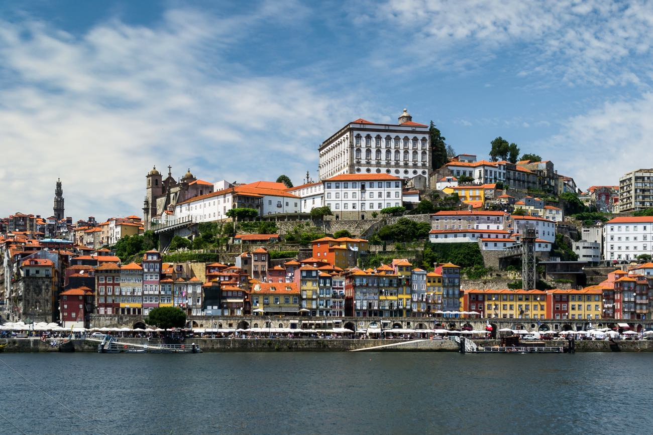 porto city guide river douro view