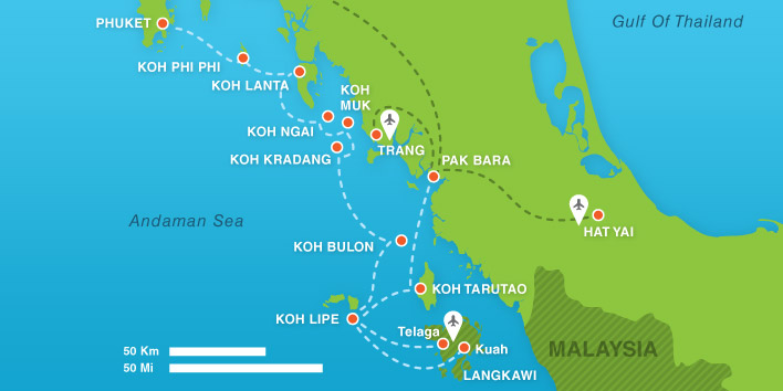 how to get to koh lipe blog travel guide