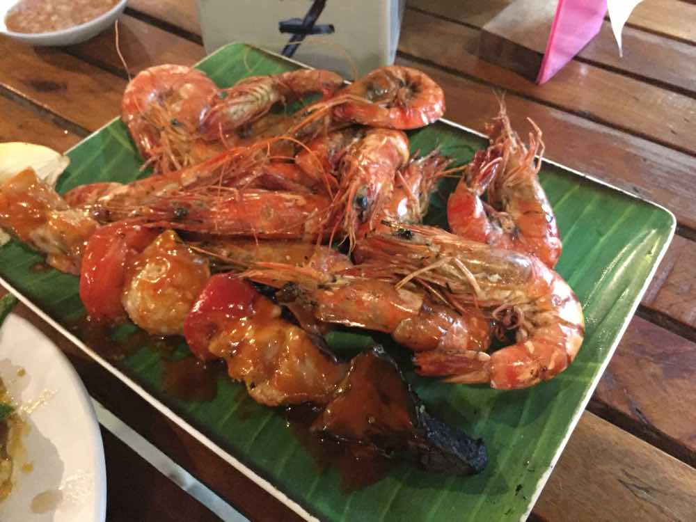 guide koh lipe blog seafood where to eat lipe