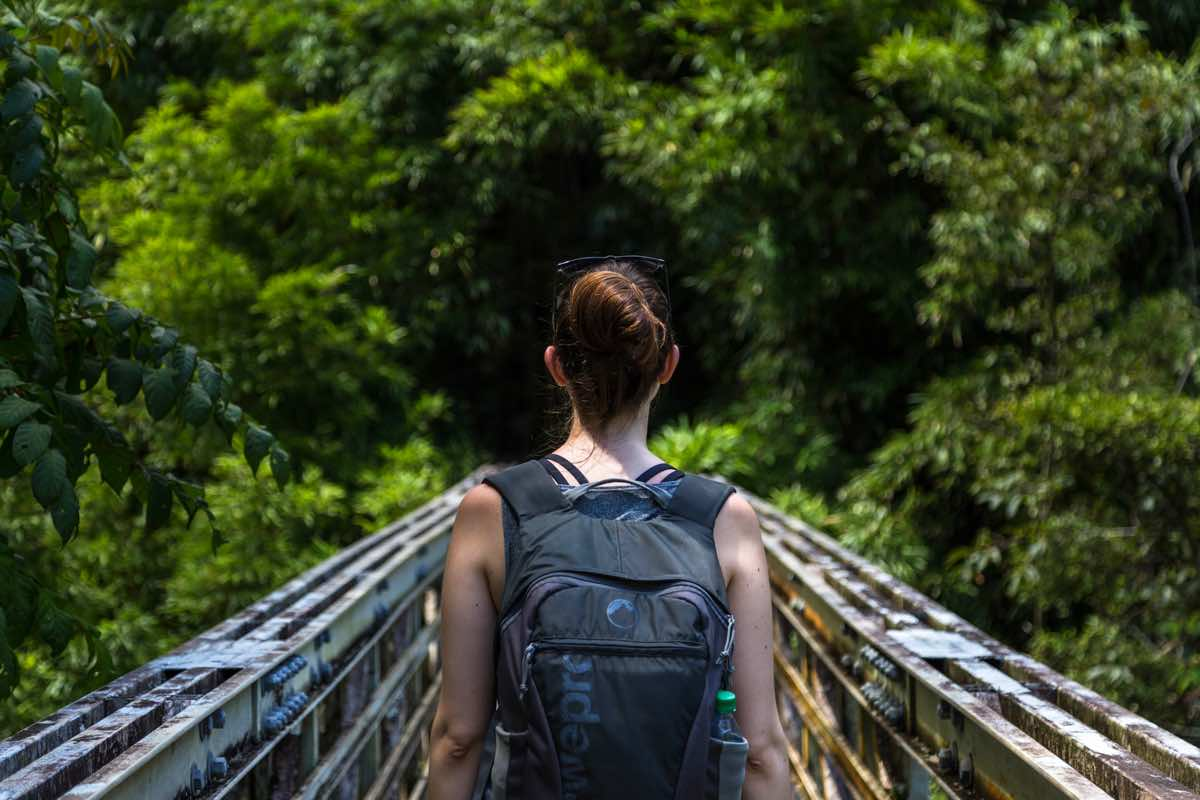 what to pack backpacking southeast asia woman backpacker packing tips