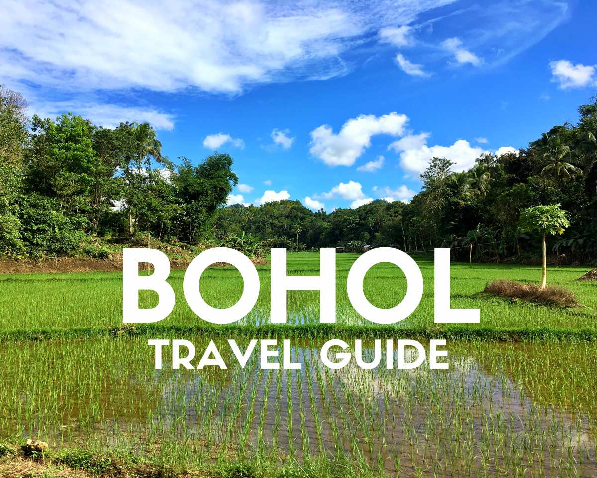 experiences bohol panglao what to do