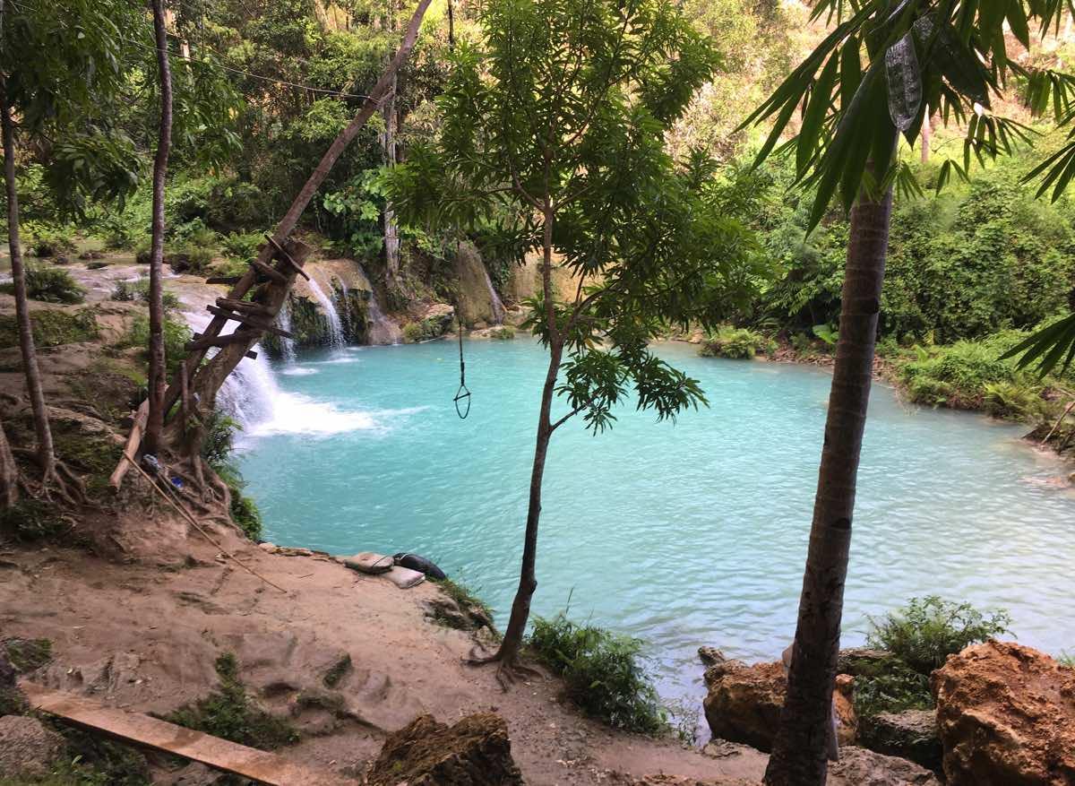 philippines reasons to visit waterfalls