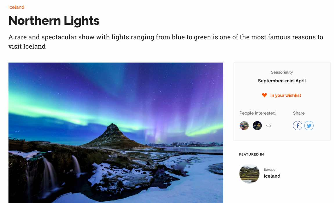 how to know when to travel anywhere rove northern lights iceland