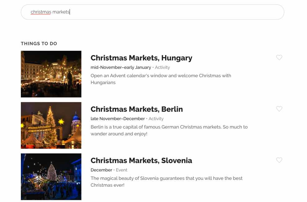 how to know when to travel anywhere christmas markets