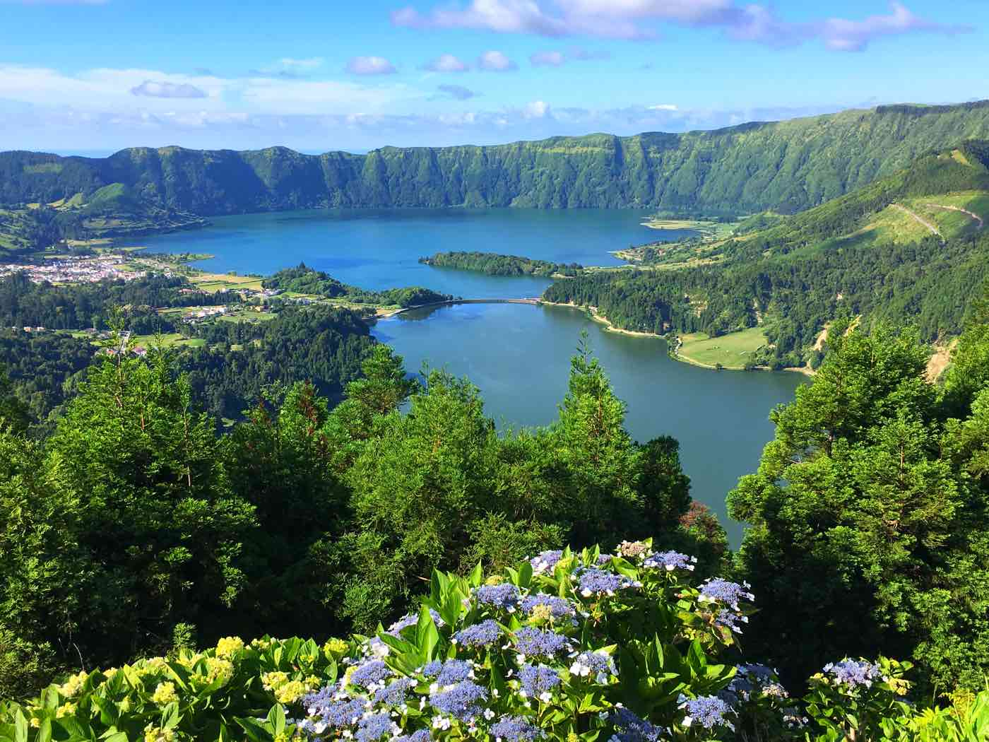 sao miguel azores itinerary best islands to visit