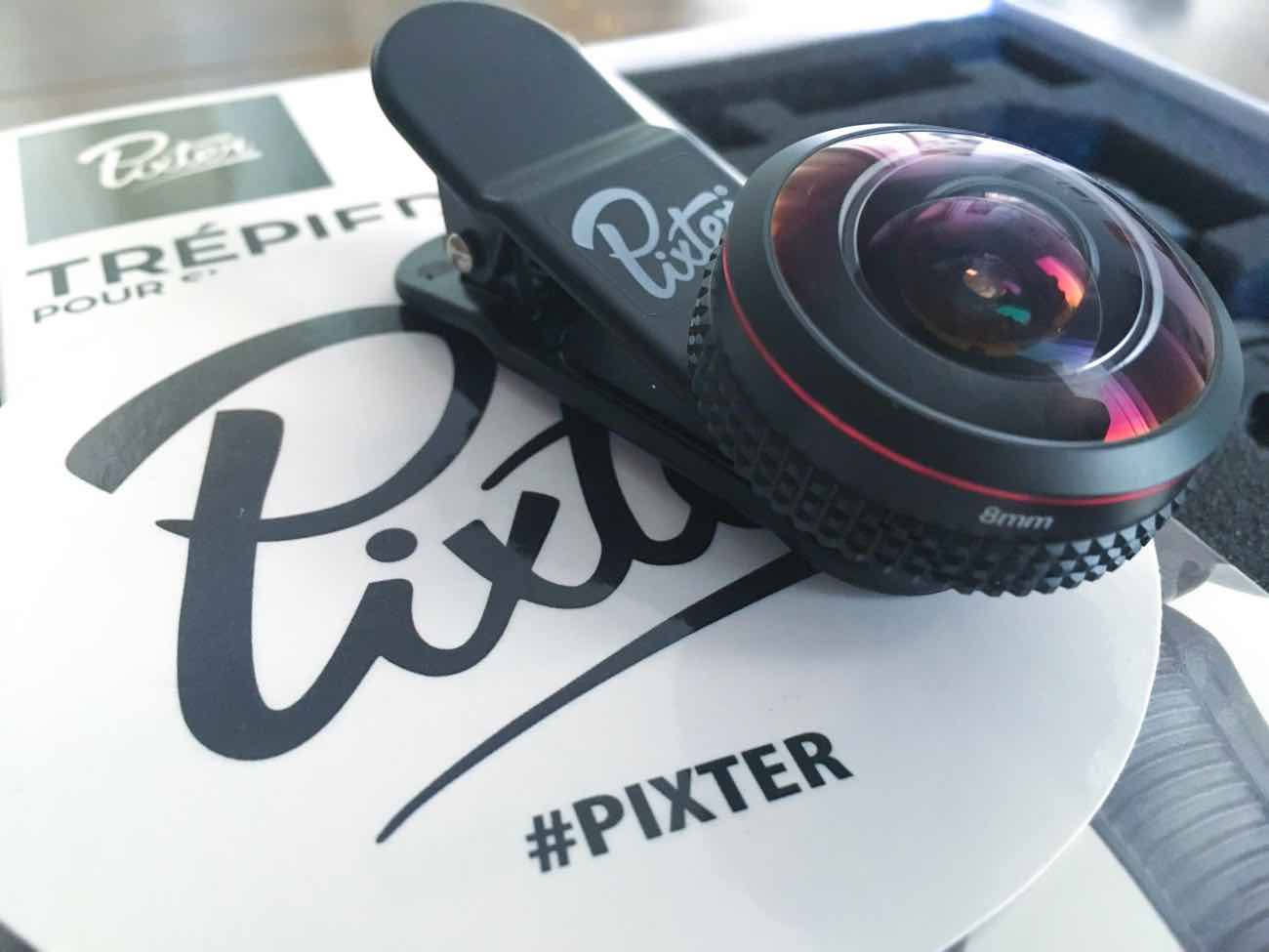 best smartphone camera fisheye lens pixter review