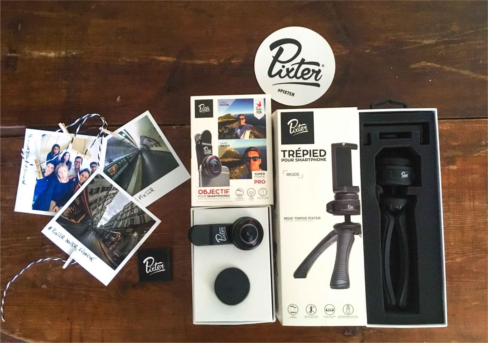 best smartphone camera lens pixter review