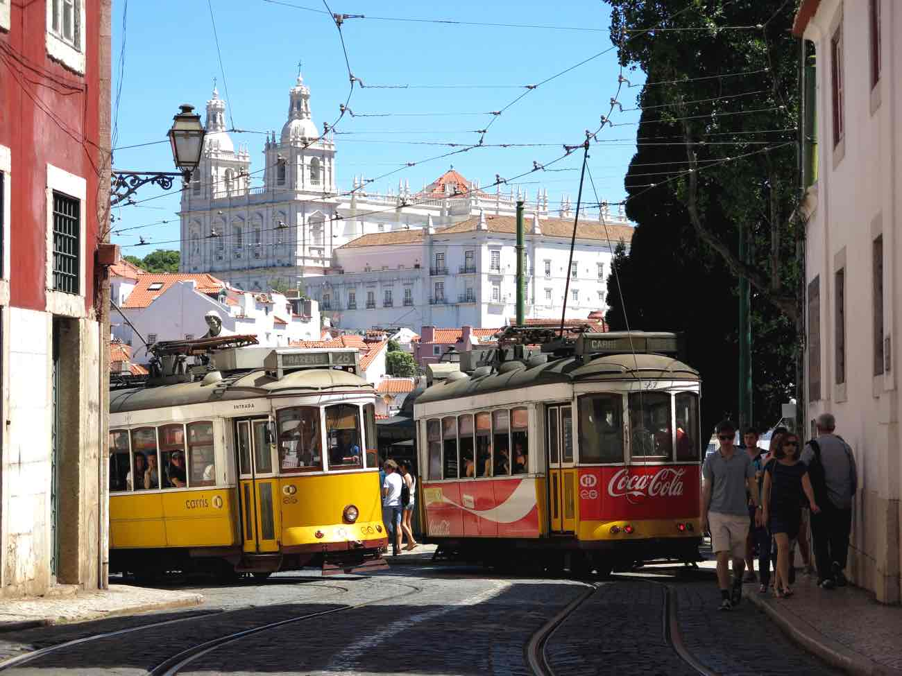 lisbon 3 day itinerary guide tram electrico alfama what to see and do lisbon