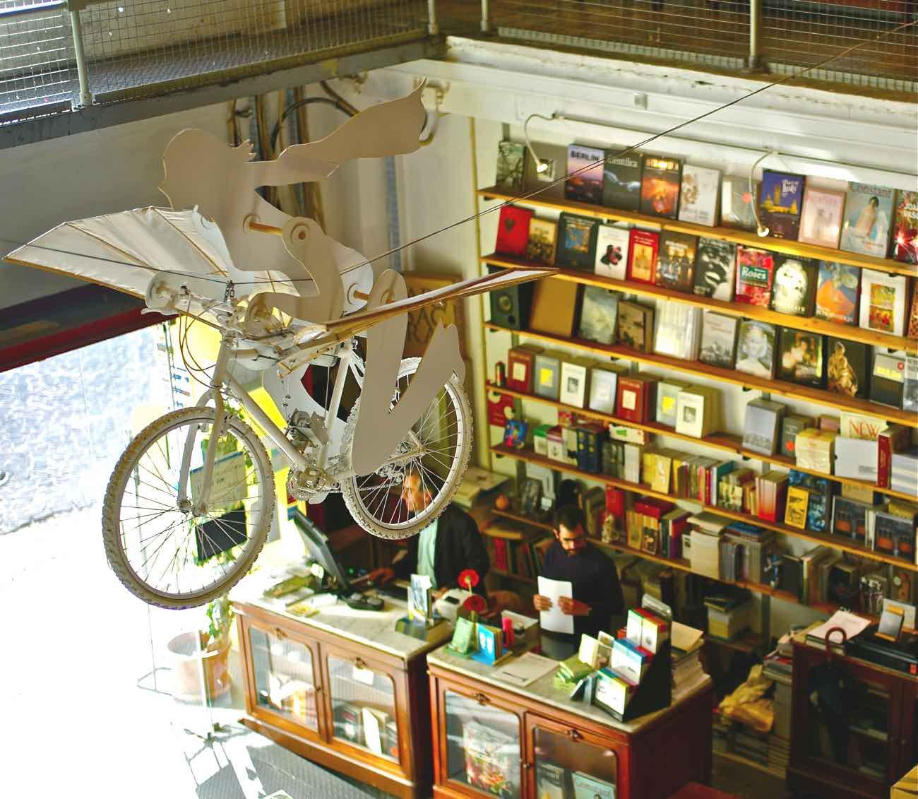 lisbon hidden gems secrets bookstore ler devagar lx factory lisboa