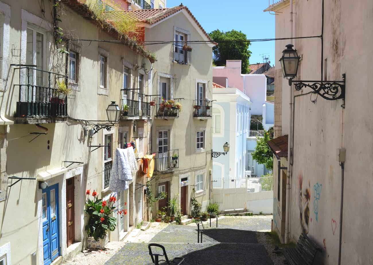 lisbon hidden gems secrets streets alleys of lisboa