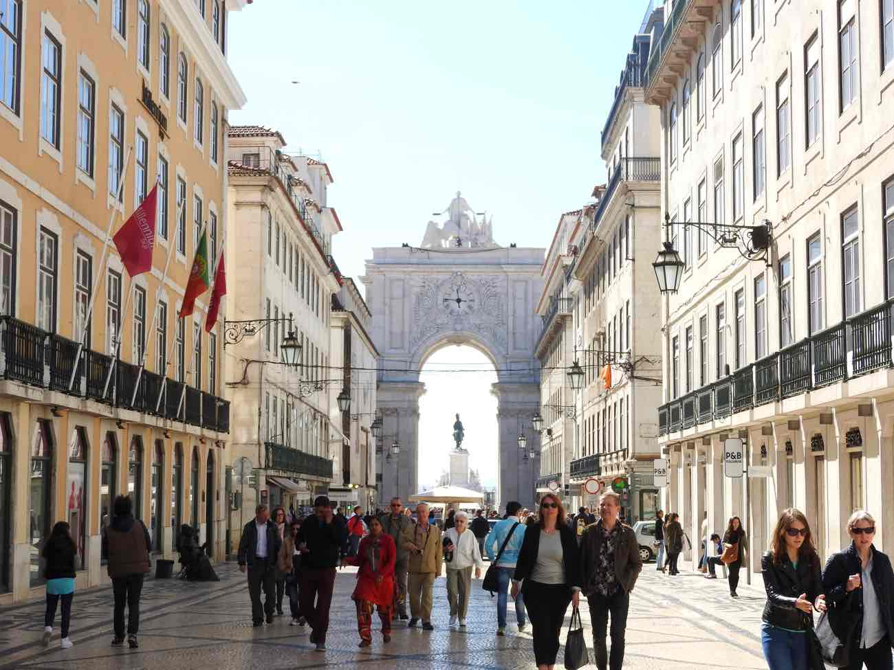 lisbon itinerary 3 days baixa lisboa what to see and do lisbon