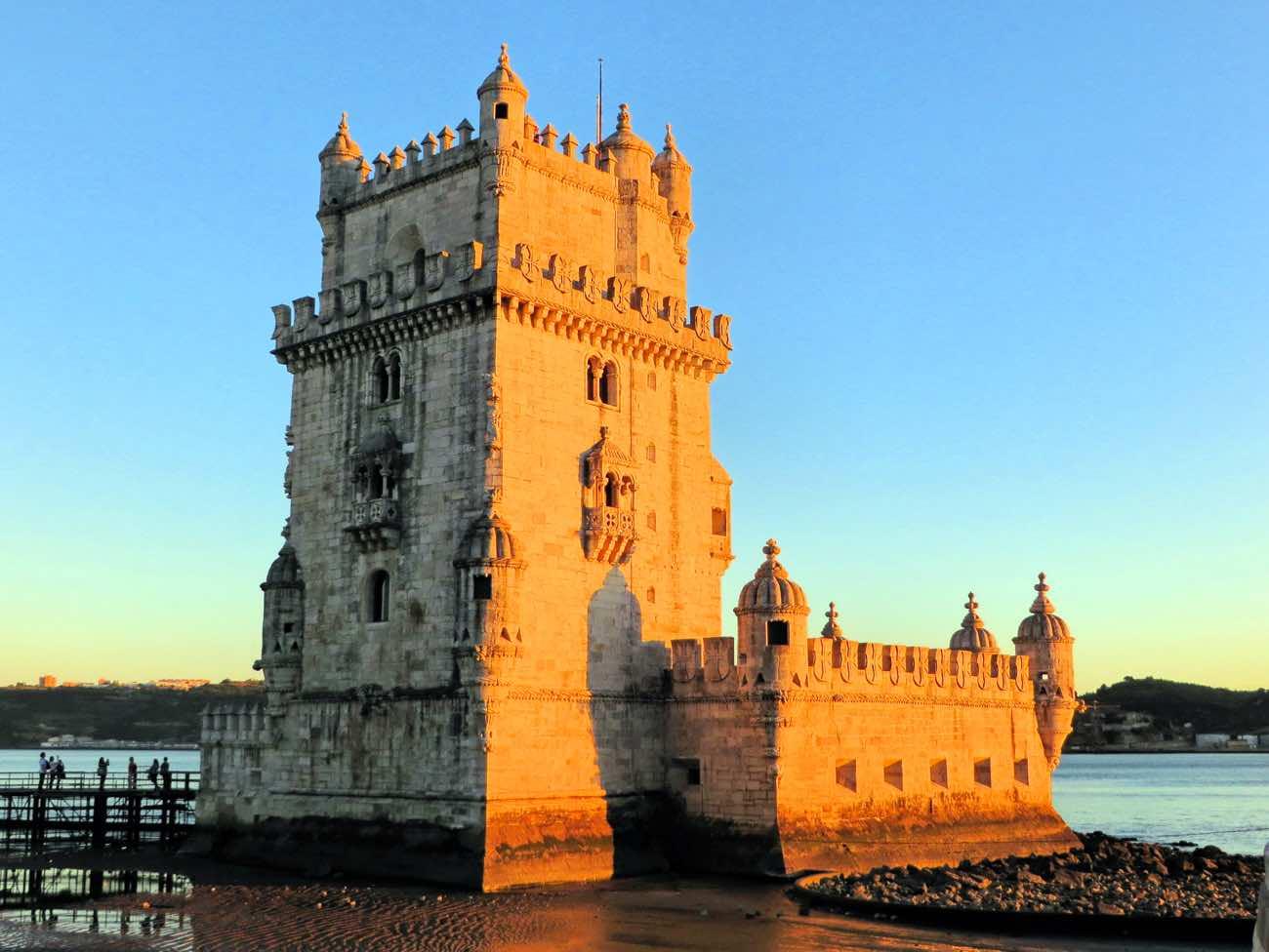 lisbon itinerary 3 days belem tower
