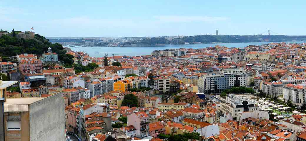 lisbon itinerary for 3 days nossa senhora do monte viewpoint