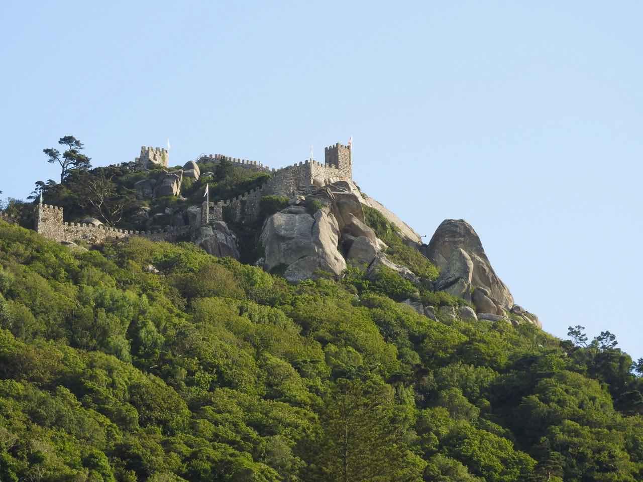 lisbon travel blog guide daytrip to sintra