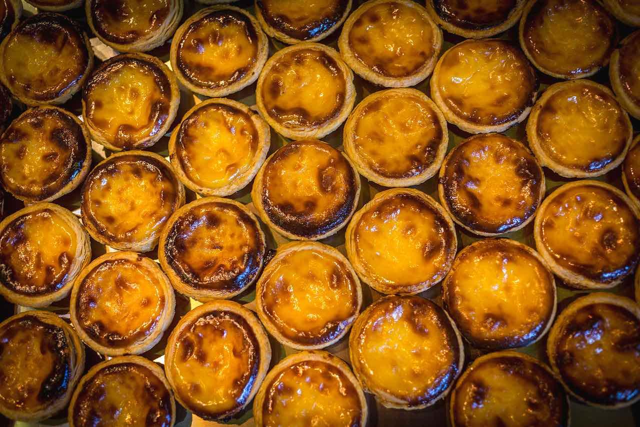 Travel Blog Lisbon Guide Lisboa Pasteis De Nata Egg Custard Tarts