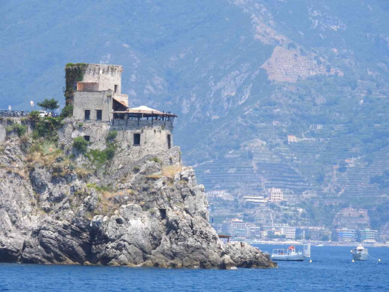 how to plan naples italy amalfi coast day trip - amalfi town