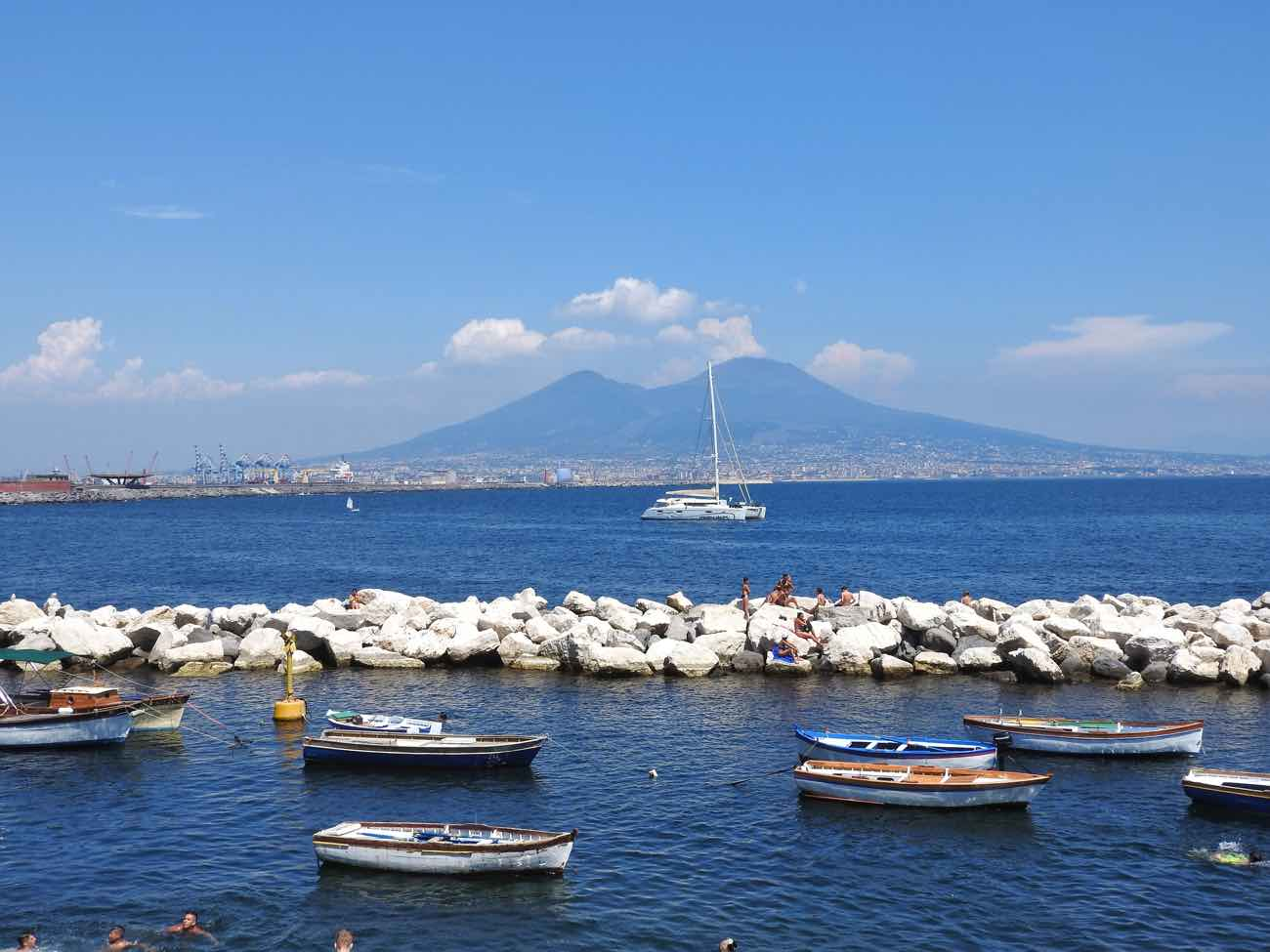 planning a trip to naples italy amalfi coast pompeii vesuvius - naples napoli sea