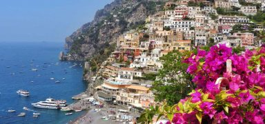 How To Visit The Amalfi Coast, Vesuvius and Pompeii From Naples Independently