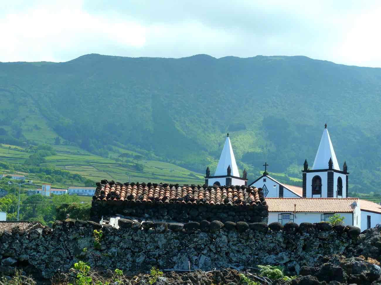 azores pico travel guide church azores