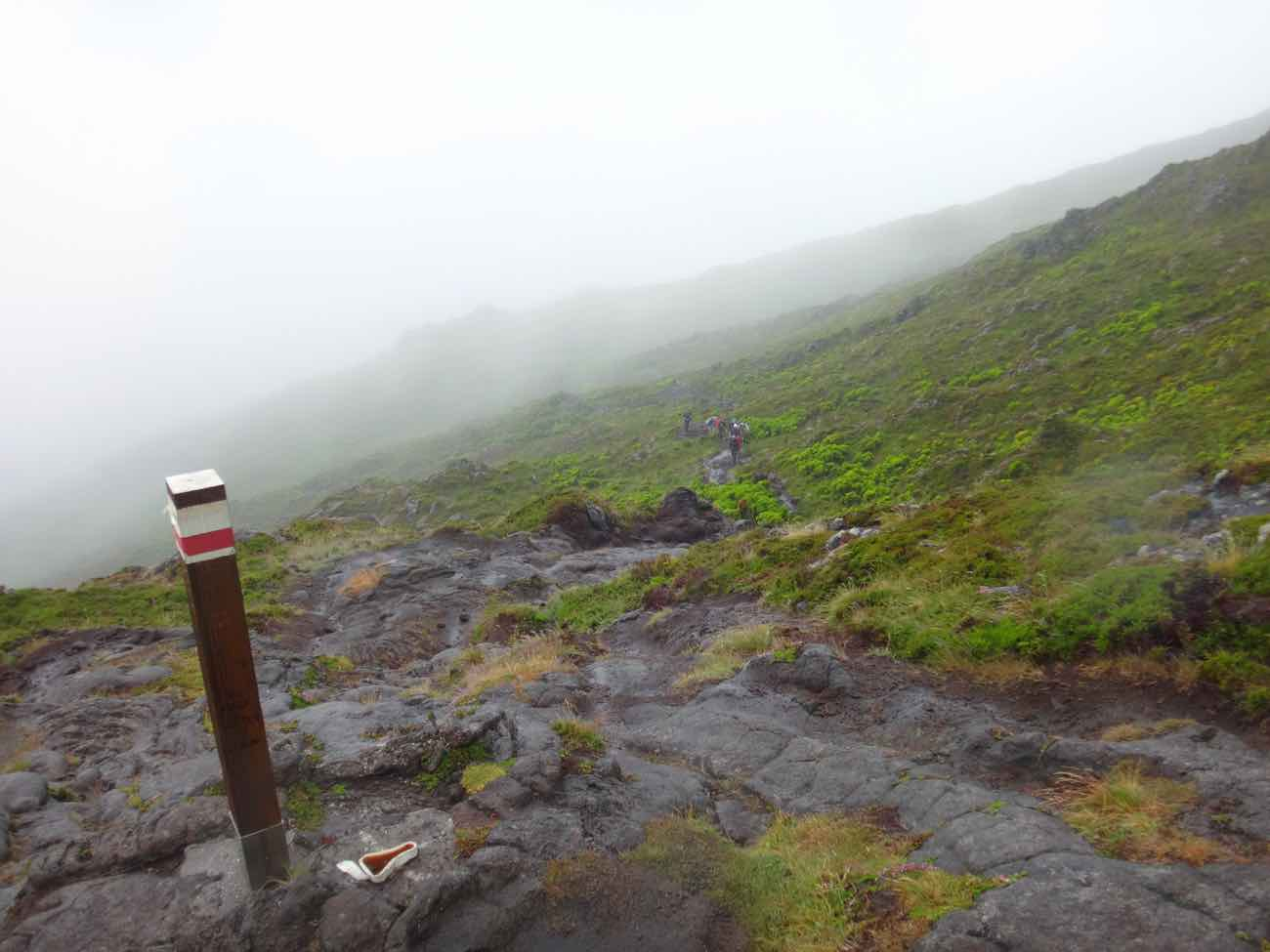 climb mount pico azores guide mist hike upclimb mount pico azores guide mist hike up