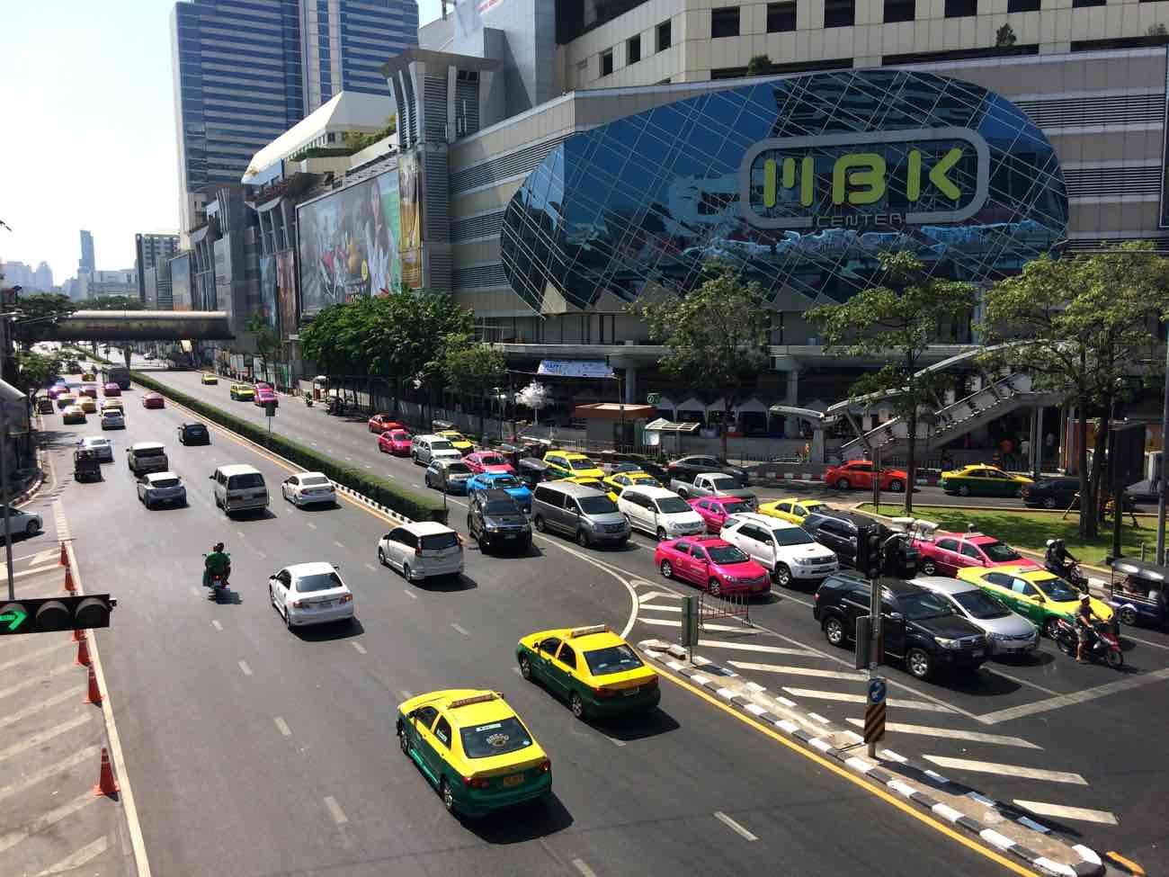 thailand itinerary 2 weeks bangkok shopping