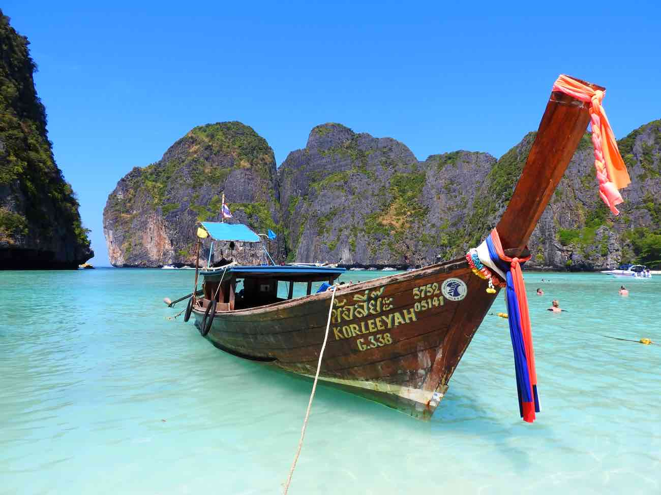 thailand itinerary 2 weeks beaches thai islands