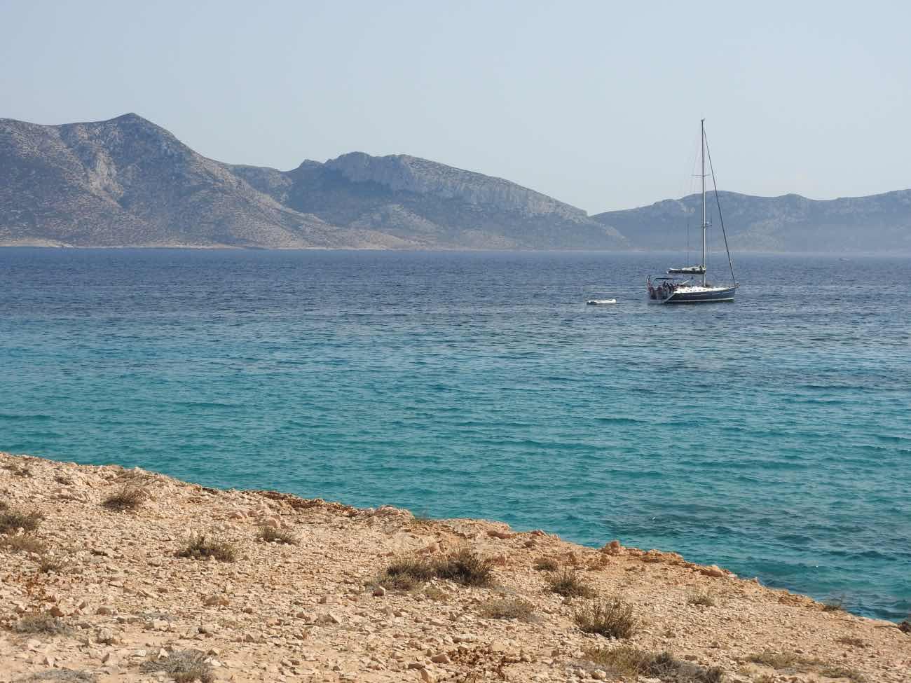 Guide Koufonisia Travel Blog Coast Boat