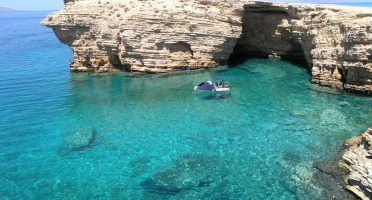 Guide Koufonisia Travel Blog Turqouise Water
