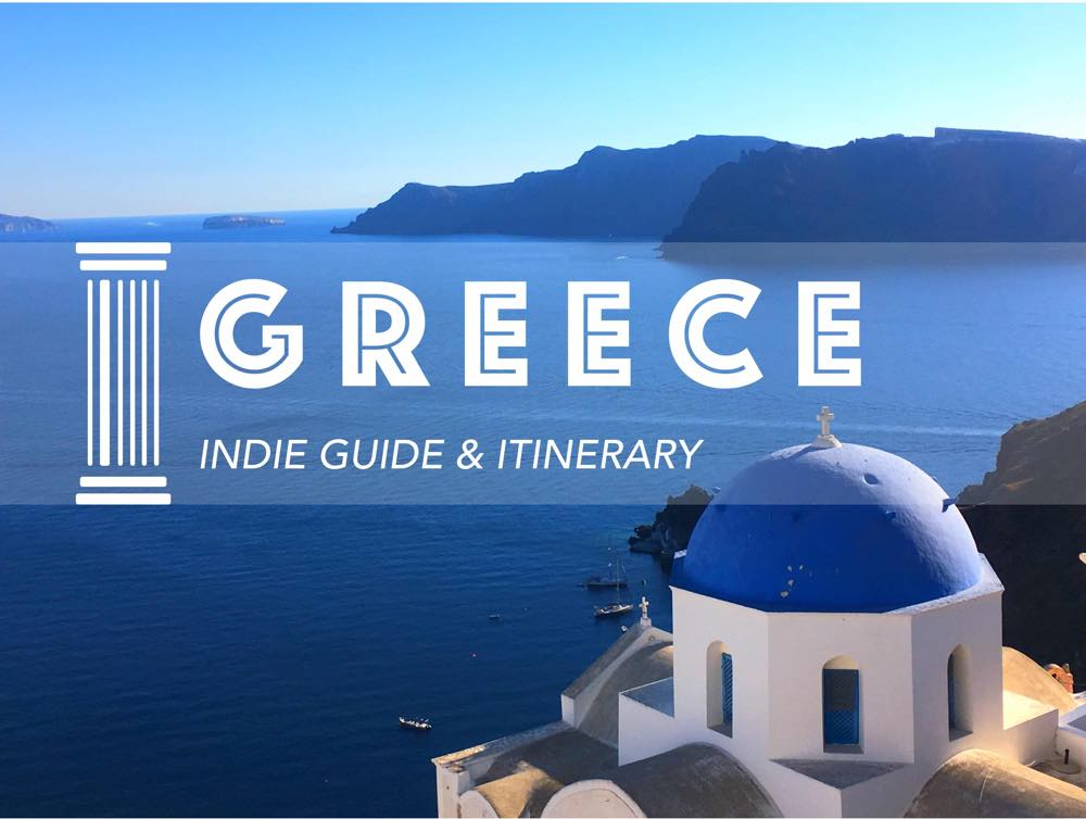 greece itinerary greek islands