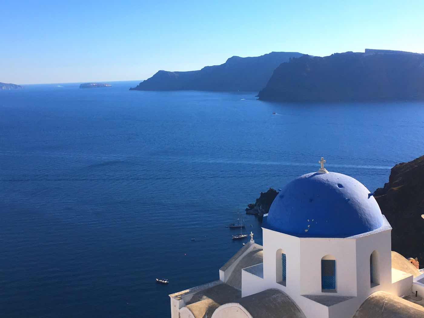 greece itinerary travel blog guide greek islands