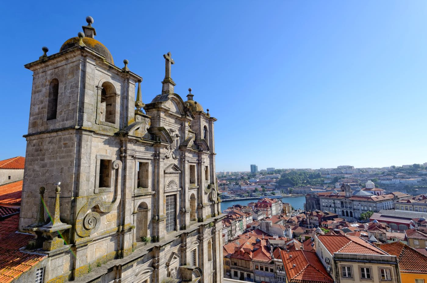 porto weekend itinerary douro church river