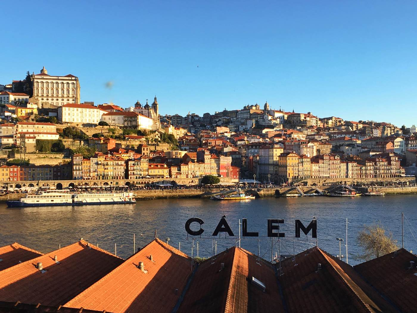 porto weekend itinerary cityscape