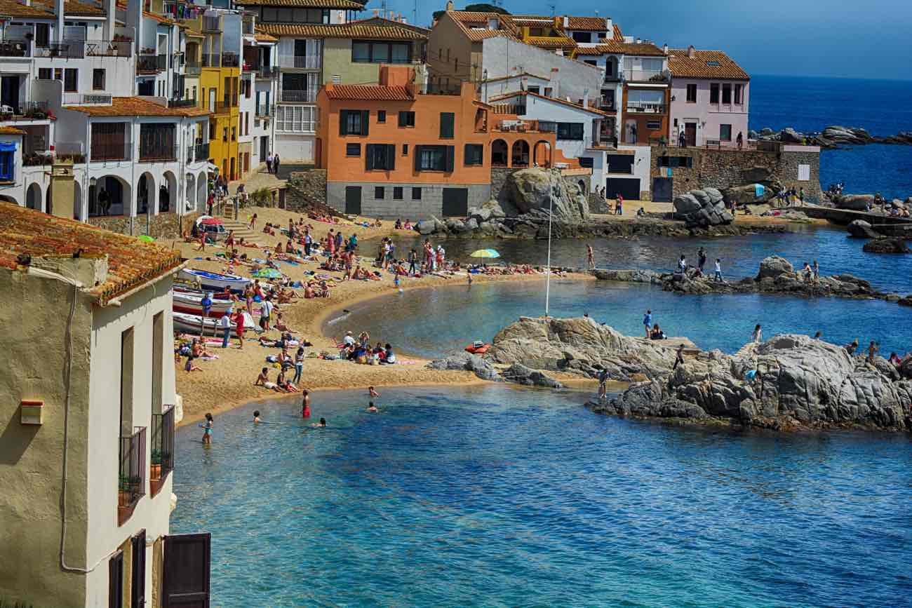 best day trips barcelona calella palafrugell