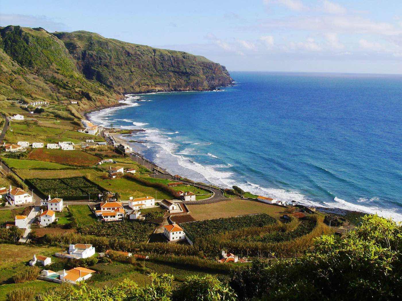 santa maria island itinerary azores